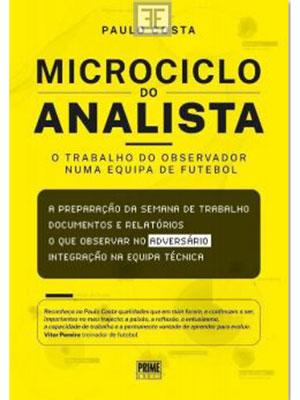 LIVRO MICROCICLO DO  ANALISTA