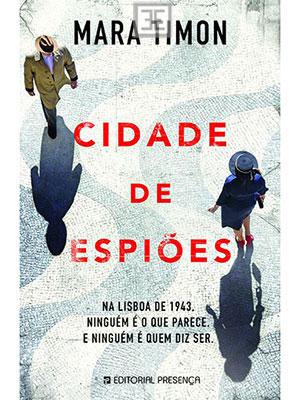 LIVRO CIDADE DE ESPIÕES