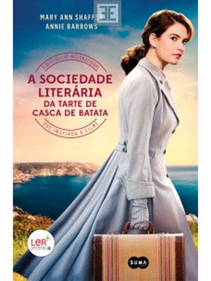 LIVRO A SOCIEDADE LITERÁRIA DA TARDE DE CASCA DE BATATA