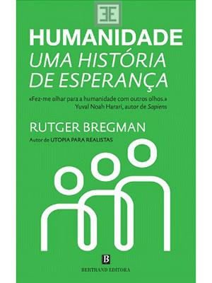 LIVRO HUMANIDADE  -  UMA HISTÓRIA DE ESPERANÇA