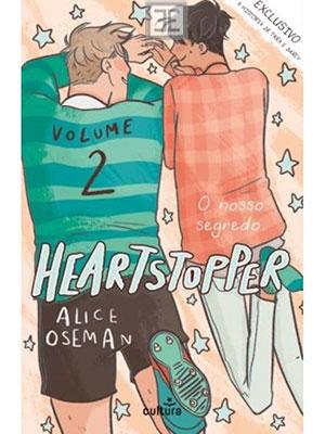 LIVRO HEARTSTOPPER: VOLUME 2