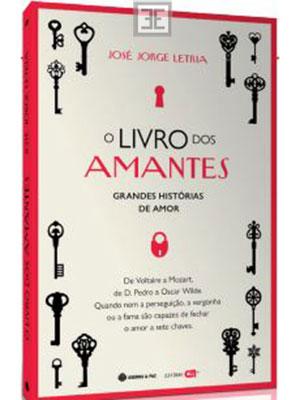 LIVRO O LIVRO DOS AMANTES - GRANDES HISTÓRIAS DE AMOR