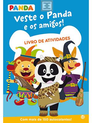 LIVRO VESTE O PANDA E OS AMIGOS