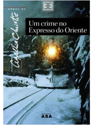 LIVRO UM CRIME NO EXPRESSO ORIENTE
