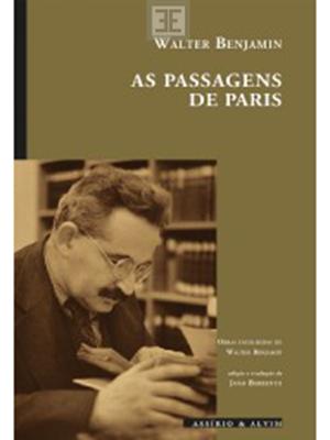 LIVRO AS PASSAGENS DE PARIS