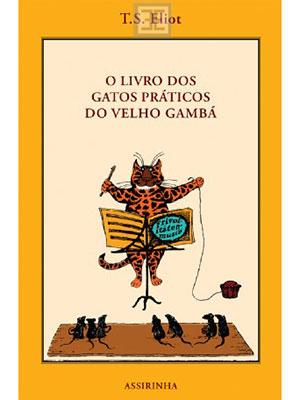 LIVRO DOS GATOS PRATICOS DO VELHO GAMBA