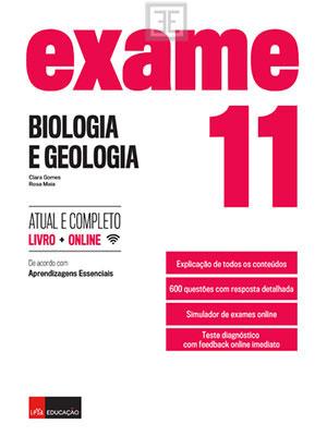 LIV EX PR BIO/GEOLOGIA 11 ANO
