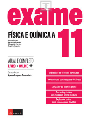 LIV EX PR FISICA E QUIMICA 11 ANO