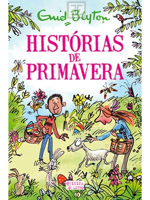 LIVRO HISTORIAS DE PRIMAVERA