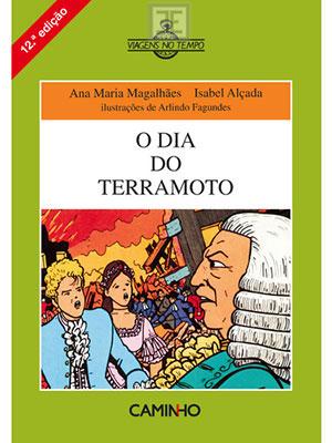 LIVRO O DIA DO TERERAMOTO