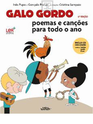 LIVRO GALO GORDO POEMAS E CANCOES PARA TODO O ANO