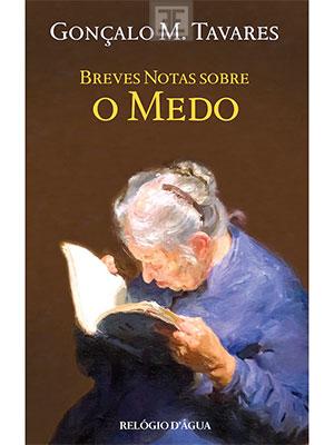 LIVRO BREVES NOTAS SOBRE O MEDO