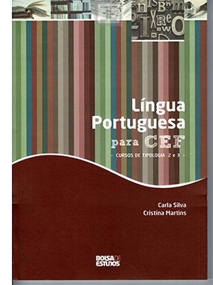 LIV LINGUA PORTUGUESA CEF - T2/3