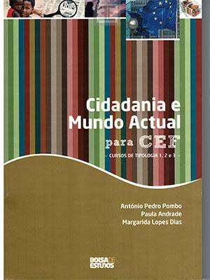 LIV CIDADANIA MUNDO ATUAL CEF - T1/2/3