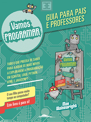 LIVRO VAMOS PROGRAMAR GUIA PAIS/PROFESSORES