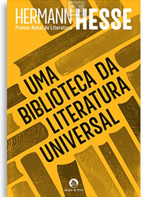 LIVRO UMA BIBLIOTECA DA LITERATURA UNIVERSAL