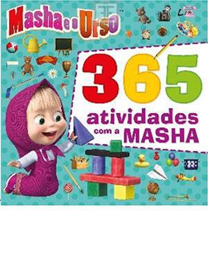 LIVRO 365 ATIVIDADES COM A MASHA