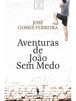 LIVRO AS AVENTURAS DE JOAO SEM MEDO
