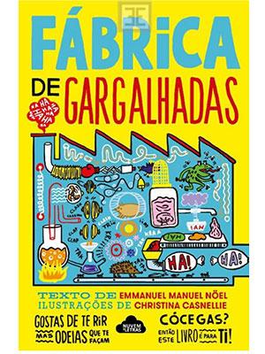 LIVRO FABRICA DE GARGALHADAS