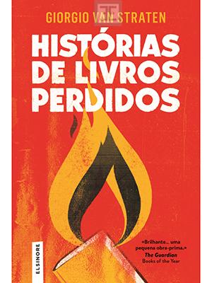 LIVRO HISTORIAS DE LIVROS PERDIDOS