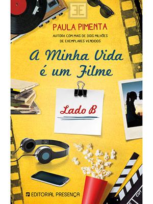 LIVRO A MINHA VIDA E UM FILME