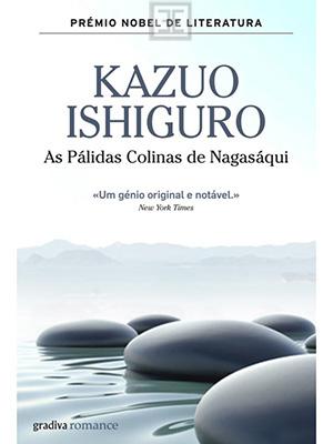 LIVRO AS PALIDAS COLINAS DE NAGASAQUI