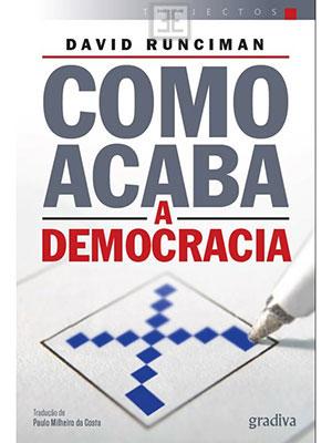 LIVRO COMO ACABA A DEMOCRACIA