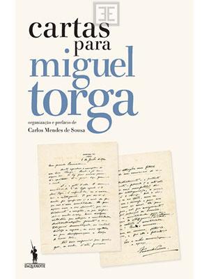 LIVRO CARTAS PARA MIGUEL TORGA