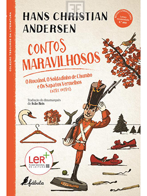 LIVROS CONTOS MARAVILHOSOS HANS CHRISTIAN