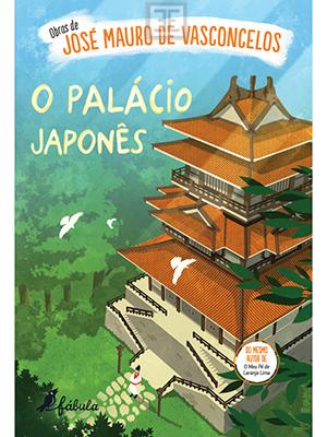 LIVRO O PALACIO JAPONES