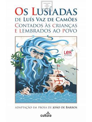 LIVRO OS LUISIDAS DE LUIS DE CAMOES CONTADAS AS CRIANCAS