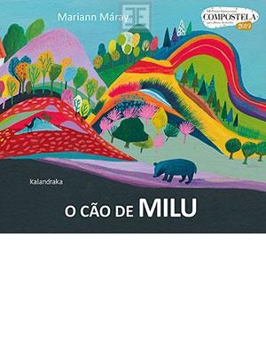 LIVRO O CAO DE MILU