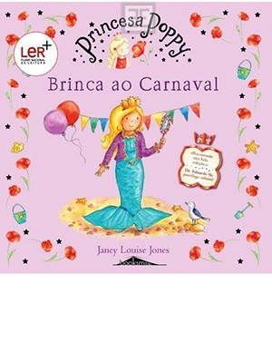 LIVRO PRINC POPPY BRINCA AO CARNAVAL