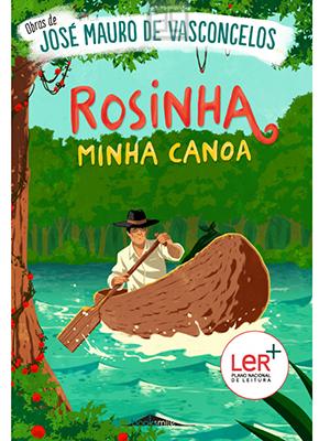 LIVRO ROSINHA MINHA CANOA