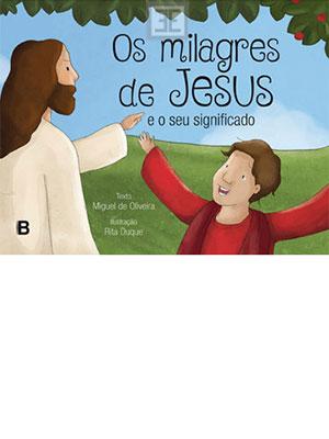 LIVRO OS MILAGRES DE JESUS E O SEU SIGNIFICADO
