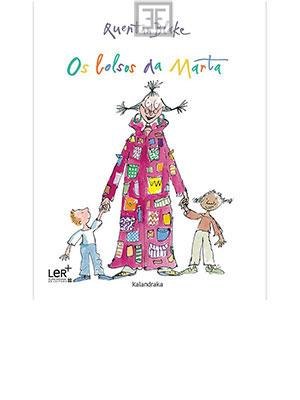 LIVRO OS BOLSOS DA MARTA