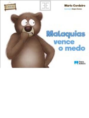 LIVRO MALAQUIAS VENCE O MEDO