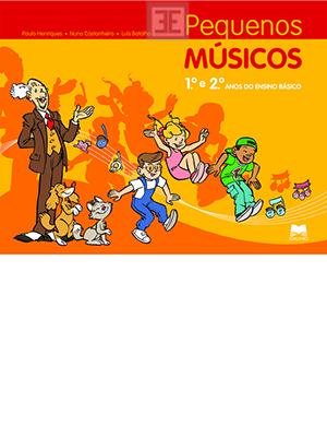 LIV 1/2 Ed MUSICAL PEQUENOS MUSICOS EXPRESSAO