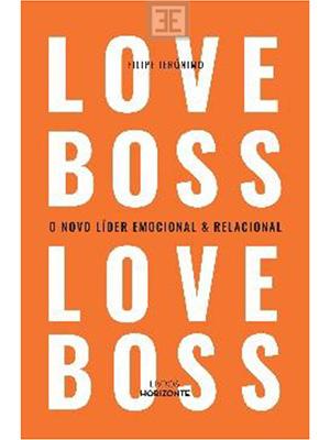 LIVRO LOVE BOSS
