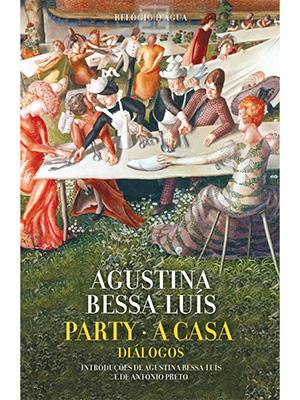 LIVRO PARTY *A CASA DIALOGOS