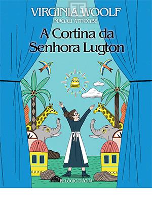 LIVRO A CORTINA DA SENHORA LUGTON