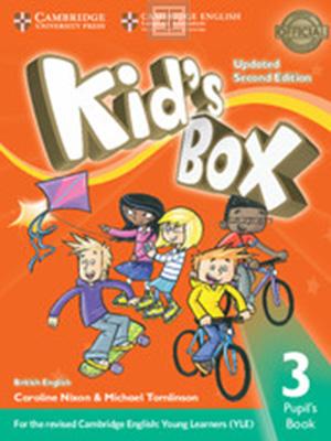 LIV 3 ING KID´S BOX LEVEL 3