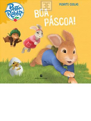 LIVRO PEDRITO COLEHO BOA PASCOA