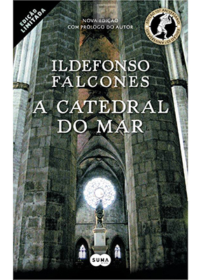 LIVRO A CATEDRAL DO MAR