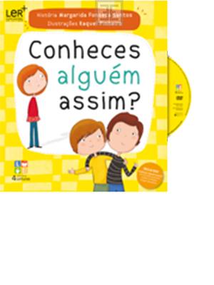 LIVRO CONHECES ALGUEM ASSIM